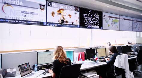 google design war room how nestl 233 uses data visualization for social media