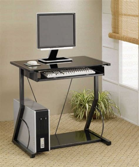 computer desk for small spaces furniture excellent