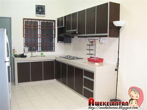 Kabinet Dapur Pasang Siap Murah Rumah Contoh Ikea Rumah Oliv
