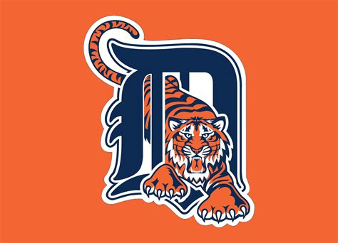 detroit tigers logo detroit tigers symbol meaning