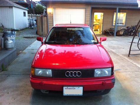 1991 Audi Coupe Quattro For Sale by 1991 Audi Coupe Quattro For Sale Audiforums