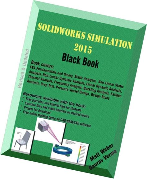 solidworks simulation 2015 black book pdf magazine