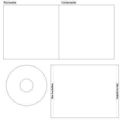 Word Vorlage Cd Etikett die computerzeitschrift 187 word vorlagen f 252 r cd covers und h 252 llen