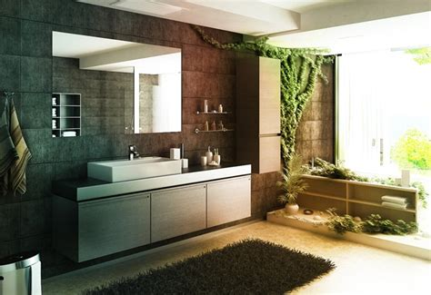 nature bathroom decor 18 ideas of bathroom design with natural influences