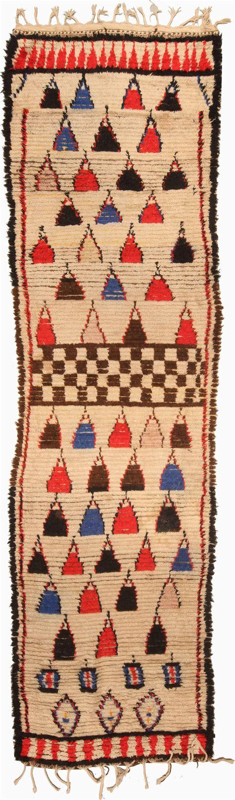 moroccan rug runner vintage moroccan rug bb5134 by doris leslie blau