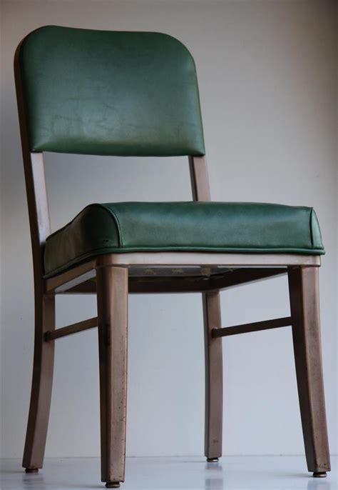 vintage industrial desk chair vintage machine age steelcase industrial office chair