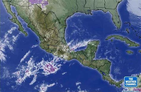 satellite weather map vallarta mexico weather forecast