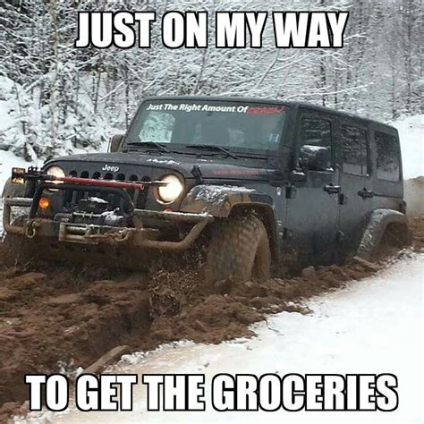snow jeep meme 60 best images about jeep memes on pinterest jeep