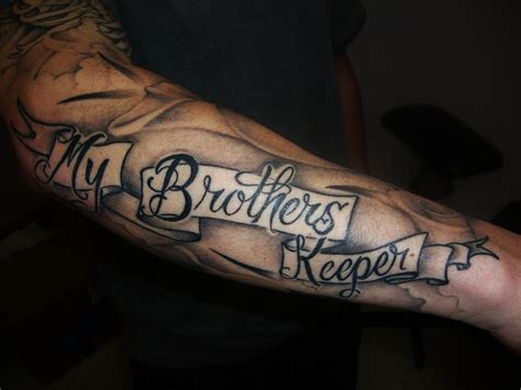 brother tattoo mytattooland tattoos for brothers
