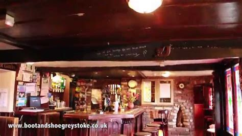 boot shoe inn greystoke motorbike friendly pub inn b b