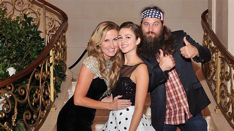 did you see duck dynasty duck dynasty star we started show to get the message