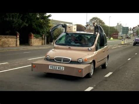 fiat multipla top gear top gear the rover fiat multipla