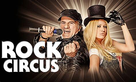 Circo Rok rock circus ticketcorner