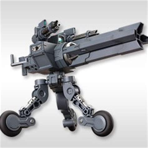 Kotobukiya Weapon Unit Mw22 Rocket Launcher Revolver Launcher kotobukiya heavy weapon unit 00 external generator plastic model kotobukiya