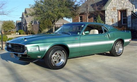 silver jade 1969 mustang paint cross reference