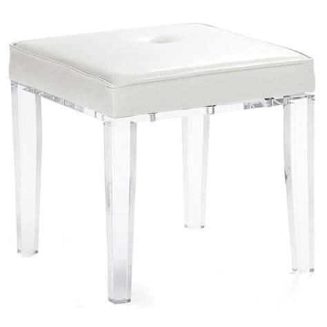 zentique acrylic stool i zinc door