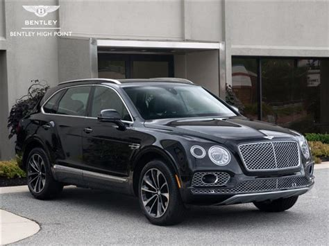 bentley highpoint new bentley cars for sale inventory high point