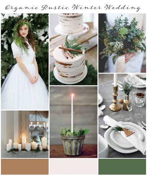 rustic winter wedding ideas uk organic rustic winter wedding inspiration