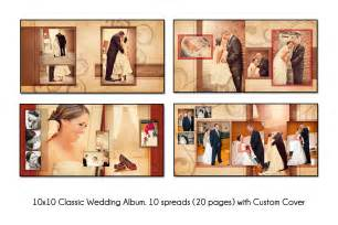 Wedding Album Templates by Psd Wedding Album Template Autumn Swirl 12x12 10spread 20