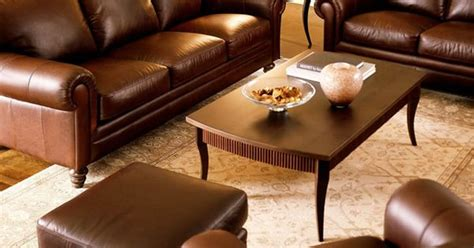 most comfortable leather sofa with classic design it