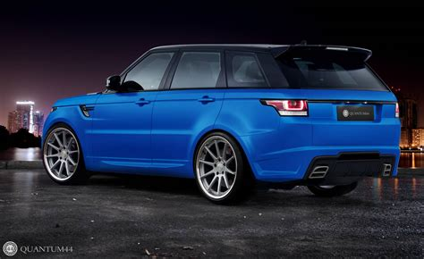 blue range official 2014 range rover sport by quantum44 gtspirit