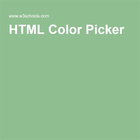color picker html best 25 color picker ideas on