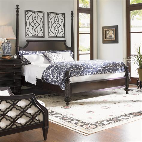 Bahama King Bedroom Set by Bahama Home Royal Kahala King Bedroom Reeds