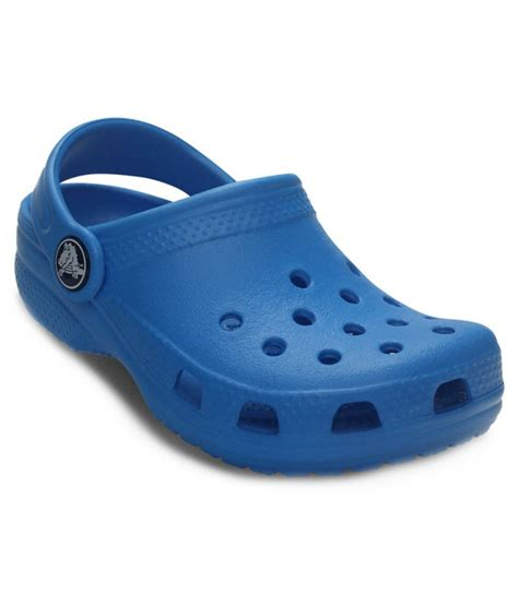 croc clogs for crocs roomy fit blue clogs for price in india buy
