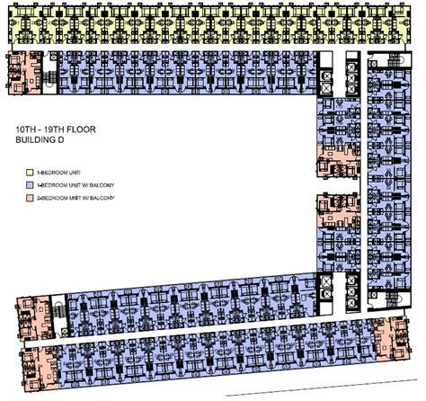 the shore floor plan smdc condo property smdc shore 1 residences