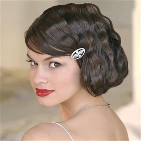 wedding hairstyle with finger wave african american african american wedding hairstyles hairdos january 2009