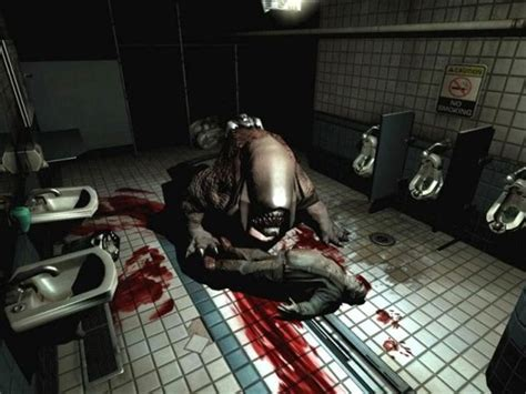 id tech 4 doom 3 the top 10 scariest video game monsters