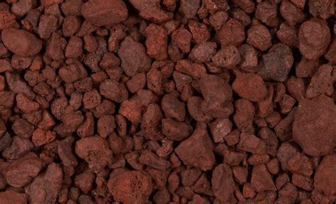 pavestone   cu ft red lava rock  sutherlands