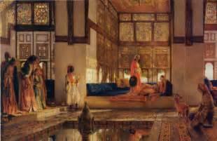 Ottoman Empire Harem Harem Exequy S