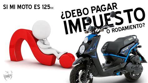 pagar refrendo 2016 df pagar refrendo de motocicletas 2016 df las motos pagan