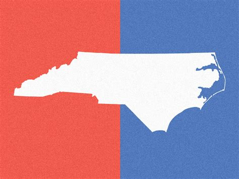 carolina 2016 presidential and state election