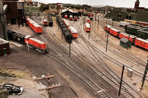 train layout new jersey this amazing model train display will astound you