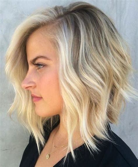 should a lob have layers mid length hair with layers hair world magazine