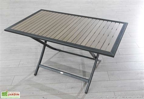 si鑒e de pliable table jardin pliable table terrasse maisondours