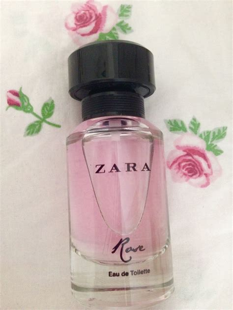 7 Perfumes For The Girly by Zara Perfume Elegantly Girly Pink Pink