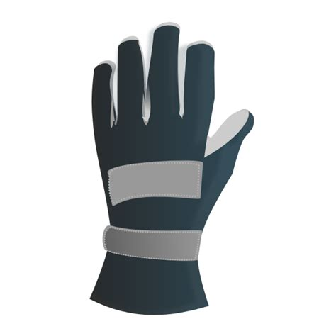 gloves clipart racing gloves clip at clker vector clip