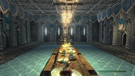 windhelm palace of the player home at skyrim nexus