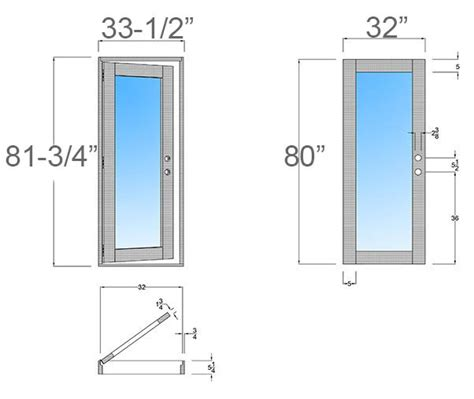 interior door dimensions interior door sizes interior door sizes interior doors