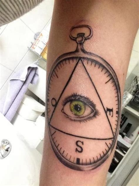 compass eye tattoo meaning 1000 images about tattoo on pinterest triangle eye eye