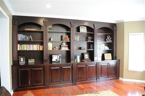 bookshelves wall unit custom made wall unit with bookshelves and storage by oak
