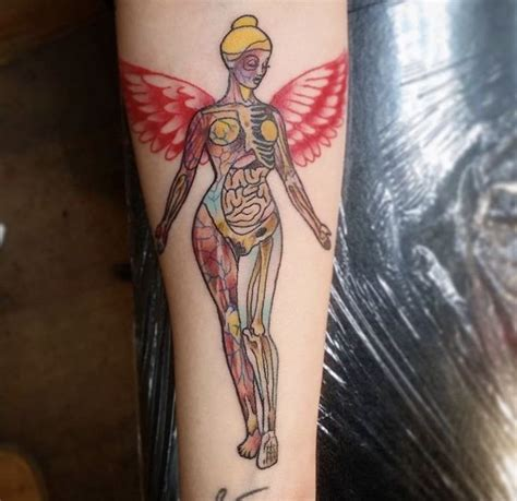 in utero tattoo photo of my nirvana in utero photo and by
