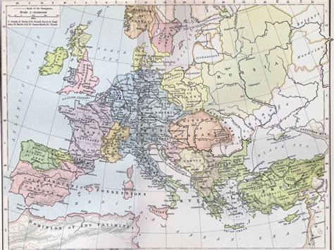 europe and the byzantine empire map 1000 byzantium