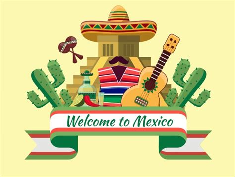 printable mexican banner 19 welcome banner templates free sle exle