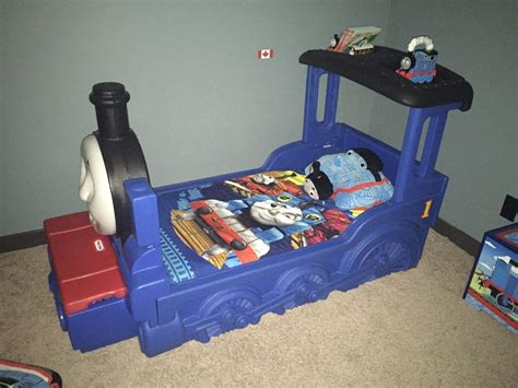 Thomas And Friends Toddler Bed From Little Tikes East And Friends Bed