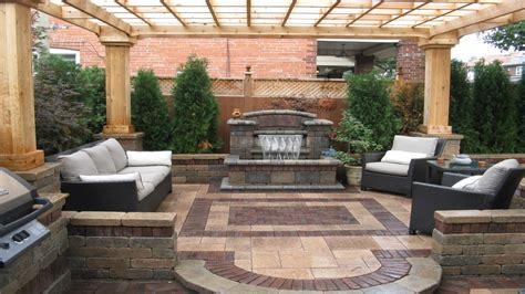 Stone Pavers Designs Raised Paver Patio Outdoor Paver Raised Paver Patio Designs
