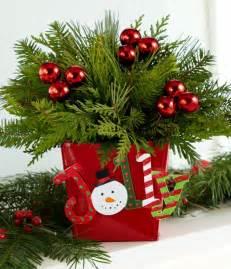 Easy Christmas Table Centerpieces - sapin de no 235 l en pot belle d 233 co pour la maison et le jardin